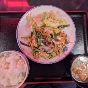 赤羽橋・三田:『昭和&紫禁城』の平日ランチに行ってみる♪