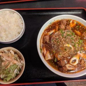 赤羽橋・三田:『昭和&紫禁城』の春雨スープランチをいただく♪