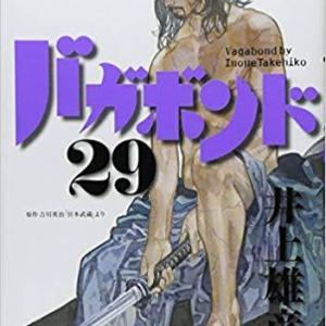 【漫画】バガボンド 29巻のあらすじとネタバレ感想まとめ
