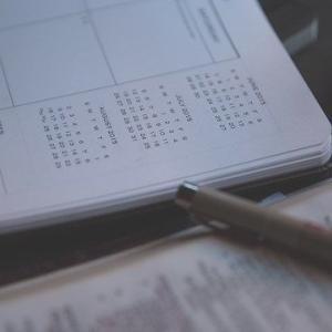 手帳に何を書いている?使い方はどうしてる?