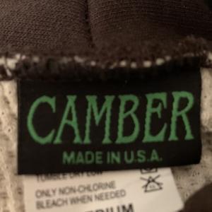 キャンバー(canber)のヘビーオンスパーカーの虜になる理由|人気のチルバスター等数種類のモデル紹介