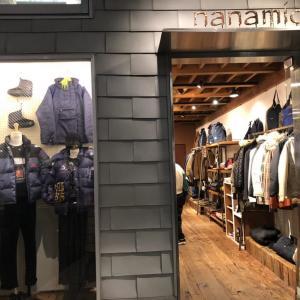 【ナナミカ(nanamica)代官山】ノースパープルレーベルを買うならココ!ナナミカトウキョウ(以前のマウンテン店舗)もご紹介