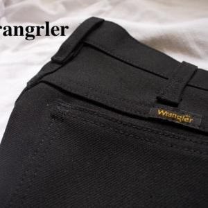 ランチャードレスジーンズはメンズ必須?Wrangler(ラングラー)フレアパンツの履き心地・サイズ感