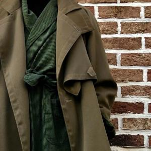 チェコ軍コートを使って難易度高めなコートオンコートコーデを攻略!冬のレイヤードスタイルのポイントとは?