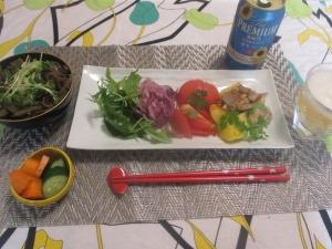 牛&牛蒡丼