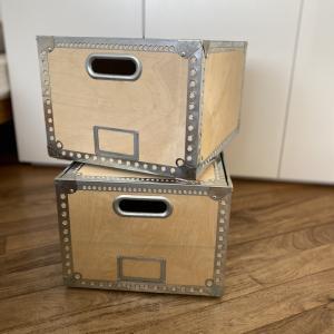 バンカーズボックスの寿命と新しいハンサム収納ボックス