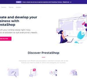 PrestaShopのダウンロード