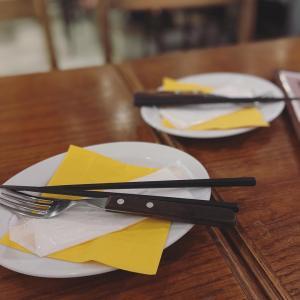 今宵のごはんは久しぶりの外食@QWAN