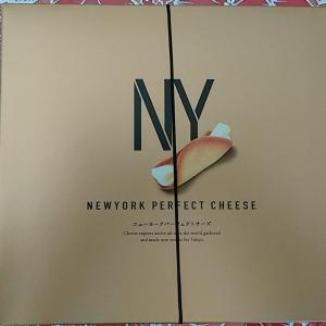話題のスイーツ『NEWYORK PERFECT CHEESE]