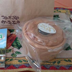 TEA TIMEは、『つまんでご卵ケーキ工房(糸島)のシフォンケーキ』