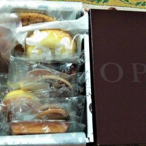 OPERAのお菓子