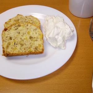 簡単で美味しい!栗と紅茶のパウンドケーキ