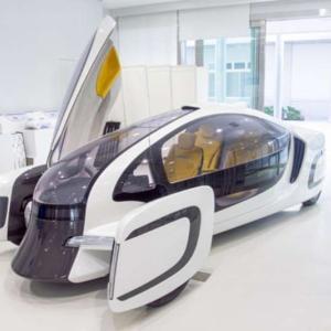 欲しい「究極の新素材」を搭載した未来の車