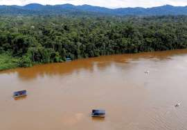 アマゾン先住民も新型コロナ感染