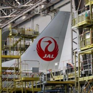 JALの国際線、6月は計画比96%減 予約数は2割