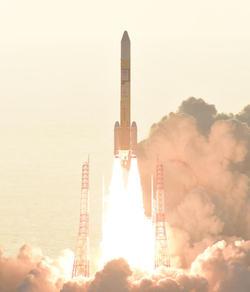 ロケット打ち上げ「見に来ないで」 種子島、必死の訴え