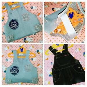 ✿ 子供服 リメイク 2