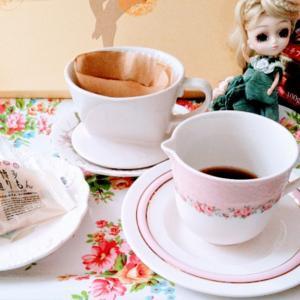 ✿ コーヒーに弱毒があると知りつつも…