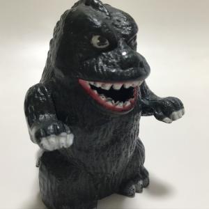 タカラ チョロ獣 ゴジラ