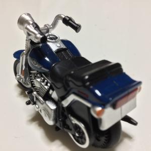 サントリーBOSS 走るハーレーバイクコレクション ハーレーダビッドソン ファットボーイ
