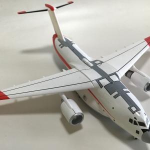エフトイズ 日本の輸送機コレクション2 C-2輸送機 初期塗装 1/300スケール