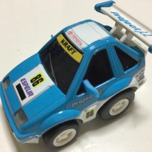 タカラ チョロQ #86 GT2001 プロジェクトミュー・エスペリア・トレノ