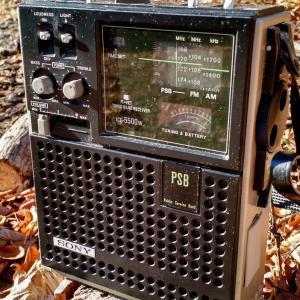 ソニー ICF-5500 スカイセンサー