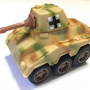 タカラ コンバットチョロQ プーマ装甲車 Sd Kfz 234/2