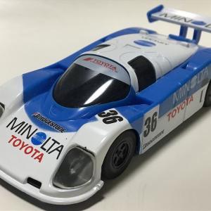 サントリーコーヒーボス 栄光のレーシングカーコレクション トヨタ ミノルタ トヨタ トムス88C