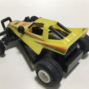 UCC BLACK無糖  タミヤ RCカーコレクション マイティフロッグ・グラスホッパー