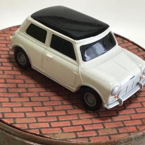 ダイドーDyDo MINI プルバックカーコレクションキャンペーン ミニ クーパー Mk1