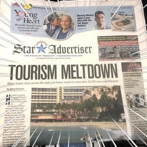 え?ハワイの観光業が「一巻の終わり」!?