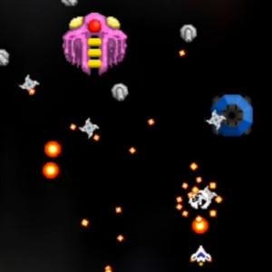 本格レトロシューティングゲーム【Cosmo Fighter】