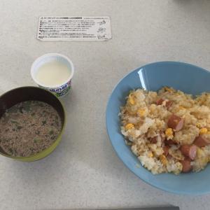 【ダイエット】私と息子のお昼ご飯事情