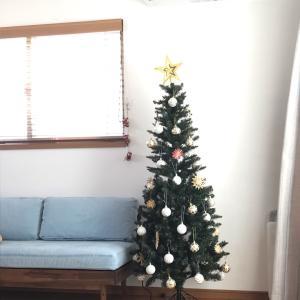 クリスマスツリー出しました