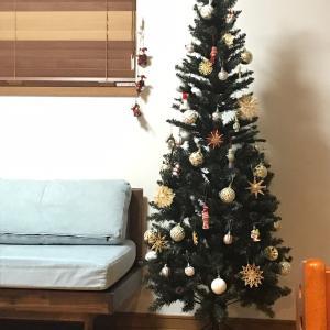 クリスマスツリー出しました^ ^