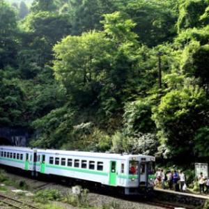 日本一の秘境駅「小幌」
