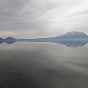 支笏(シ・コツ)湖