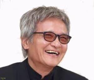 「緒方 拳」&「筑紫 哲也」