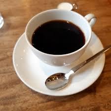 コーヒーはブラックで