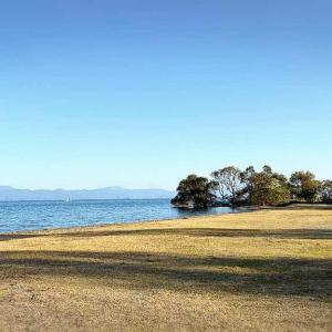 滋賀県の湖西にある六ツ矢崎浜オートキャンプ場のすすめ