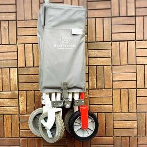 コールマンのワゴンはパーツ単位でのより寄せができるので自分で修理できます