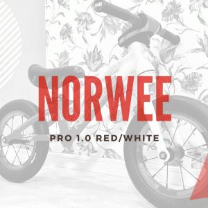 【4歳】ストライダープロ から『NORWEE(ノーウェー)』に乗り換えた感想・レビュー
