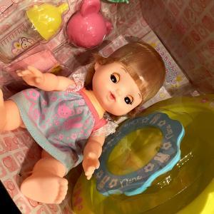 初めてのお人形