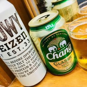 【クラフトビール】タイの幻の白ビール SNOWY weizen を体験してみる