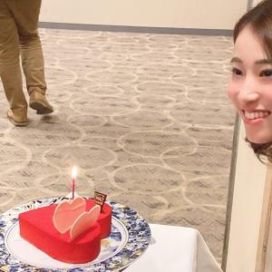澁澤莉絵留選手 プロテスト合格祝賀会!