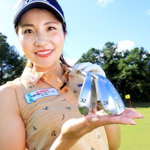 井上りこプロ GDO 女子プロゴルフレスキュー!