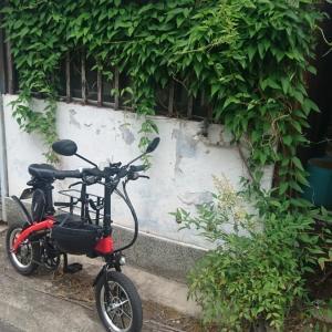 glafitバイクの問題点・・・