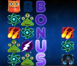 ベラジョンカジノ スロット Play'nGo新作 ENERGOONZ エネルグーンズ