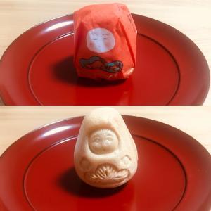 【和菓子】金沢うらた「金沢八幡 起上もなか」(石川県金沢市)